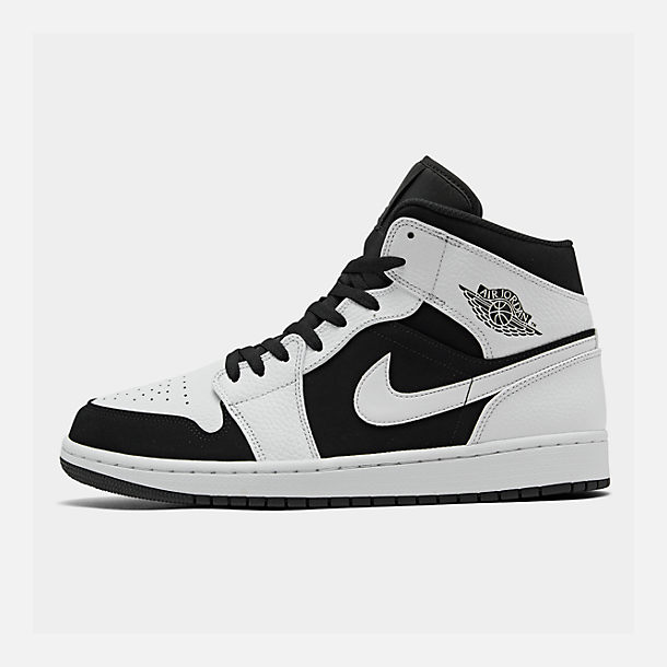 Men S Air Jordan 1 Mid Retro Basketball Shoes Finish Line
