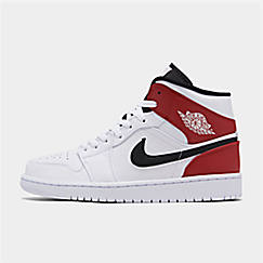 dd64bea29ae Men s Air Jordan 1 Mid Retro Basketball Shoes