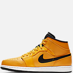 Men's Air Jordan 1 Mid Retro Basketball Shoes