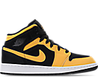 Black/University Gold/White