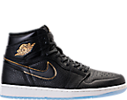 Men's Air Jordan Retro 1 High Basketball Shoes