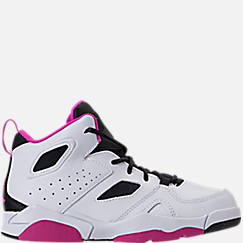 Girls' Preschool Air Jordan Flight Club '91 Basketball Shoes