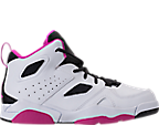 White/Black/Fuchsia Blast