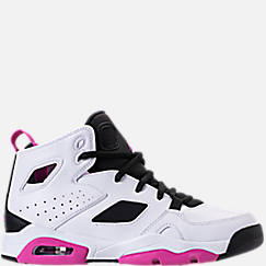 Girls' Big Kids' Air Jordan Flight Club '91 (3.5y - 9.5y) Basketball Shoes