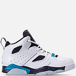 Boys' Little Kids' Air Jordan Flight Club '91 Basketball Shoes