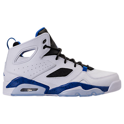 Nike  MEN'S AIR JORDAN FLIGHT CLUB '91 BASKETBALL SHOES, WHITE