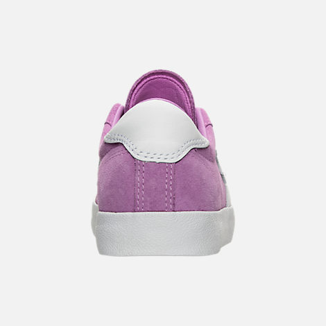 Back view of Women's Converse Breakpoint Ox Casual Shoes in Fuchsia Glow