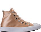 Women's Converse Chuck Taylor Hi Satin Casual Shoes