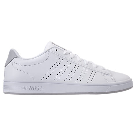 K-Swiss MEN'S COURT CASPER CASUAL SHOES