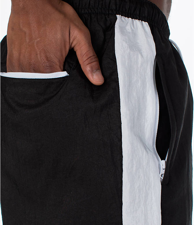 Detail 2 view of Men's Puma T7 BBoy Track Jogger Pants in Black