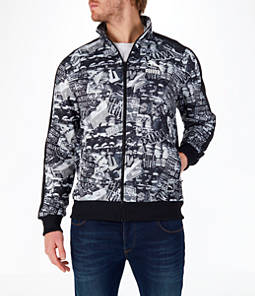 Men's Puma Graffitti T7 Track Jacket