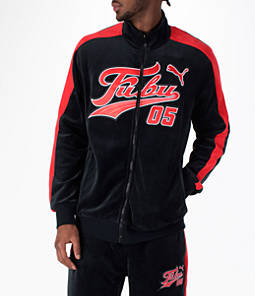 Men's Puma x Fubu T7 Track Jacket