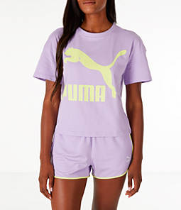 Women's Puma Logo T-Shirt
