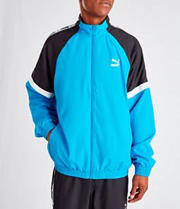 Men's Puma XTG Woven Full-Zip Jacket