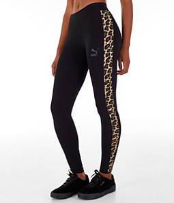 Women's Puma Wild Pack T7 Leggings