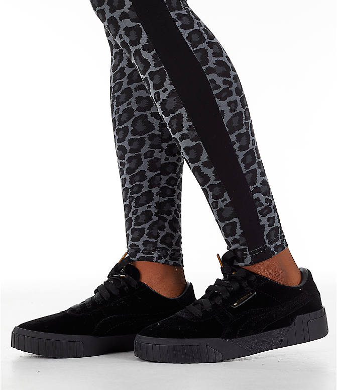Detail 1 view of Women's Puma Wild Pack T7 Leggings