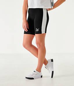 Women's Puma Classics T7 Bike Shorts