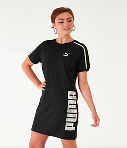 Women's Puma Tape Tee Dress
