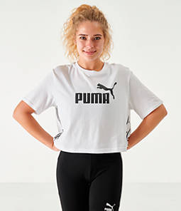 Women's Puma Amplified Cropped T-Shirt
