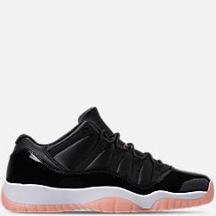 Kids' Grade School Air Jordan Retro 11 Low (3.5y-9.5y) Basketball Shoes