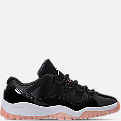 Kids' Preschool Air Jordan Retro 11 Low Basketball Shoes