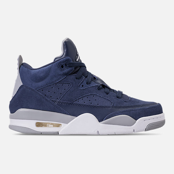 ec700300111d Right view of Men s Air Jordan Son of Mars Low Off Court Shoes in Navy