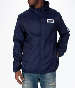 Men's Puma Rebel Windbreaker Jacket