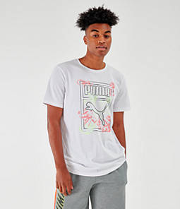 Men's Puma Carrier T-Shirt