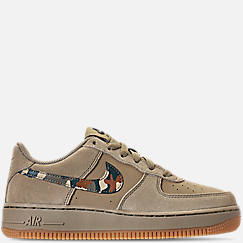 Big Kids' Nike Air Force 1 Low Casual Shoes