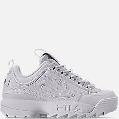Women's Fila Disruptor II Premium Repeat Casual Shoes