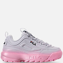 Women's Fila Disruptor 2 Premium Fade Casual Shoes