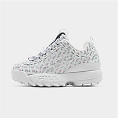 Women's Fila Disruptor 2 Multiflag Casual Shoes