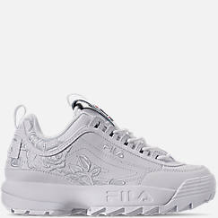 Women's Fila Disruptor II Embroidery Casual Shoes