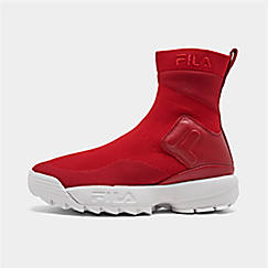 Women's Fila Disruptor Stretch Casual Shoes