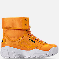 Women's Fila Disruptor Ballistic Casual Shoes