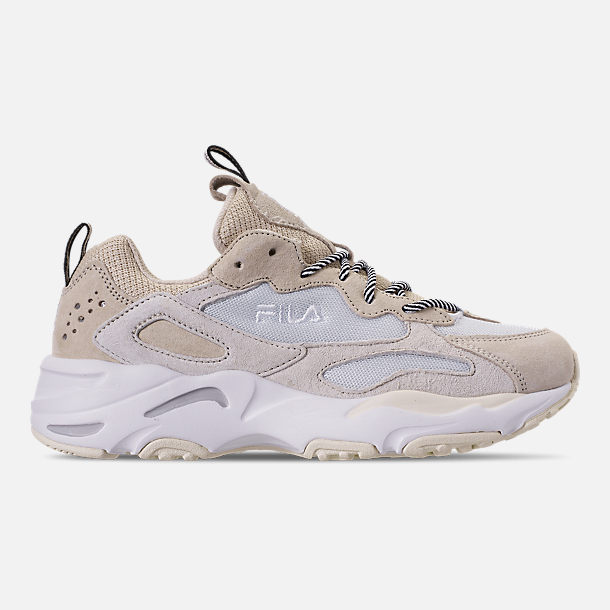 Womens Fila Ray Tracer Casual Shoes Finish Line