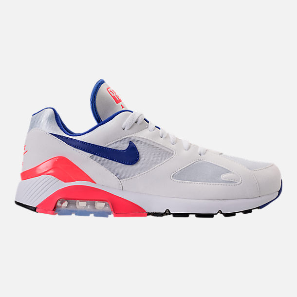 Right view of Men's Nike Air Max 180 Casual Shoes
