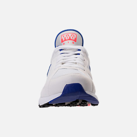 Front view of Men's Nike Air Max 180 Casual Shoes