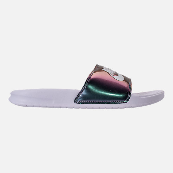 Femmes Nike Benassi Jdi Diapositives D'impression Sans Frontière excellente en ligne mBJKT