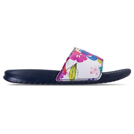 05775286d7b18f Nike Women S Benassi Jdi Print Slide Sandals