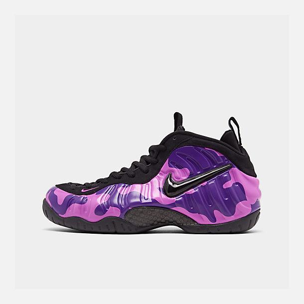 the latest b2fd9 8e5db Men's Nike Air Foamposite Pro Basketball Shoes