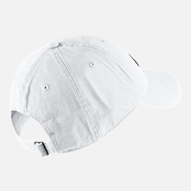 Back view of Nike Heritage 86 Futura Adjustable Hat 54d796cea800