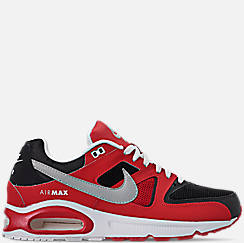 newest b5212 40357 Mens Nike Air Max Command Mesh Casual Shoes