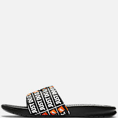 28832dfd134b Men s Nike Benassi JDI Print Slide Sandals