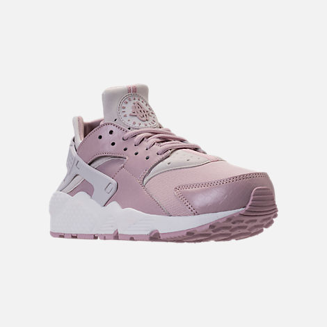 Womens nike air huarache running shoes finish line three quarter view of womens nike air huarache running shoes in vast greyparticle grey stopboris Images