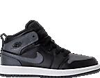 Boys' Preschool Air Jordan 1 Mid Basketball Shoes