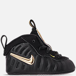 Boys' Infant Nike Lil' Posite Pro Crib Booties