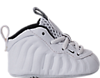 Boys' Infant Nike Lil' Posite One Crib Booties