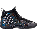 Boys' Grade School Nike Little Posite One Basketball Shoes