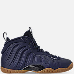 009769314198e Big Kids  Nike Little Posite One Basketball Shoes